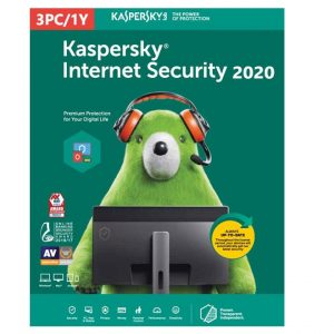 Kaspersky Internet Security 2020 - 3 Devices MD 1 Year EU