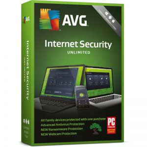 licenta antivirus AVG Internet Security 2020 - 3 PC 1 Year