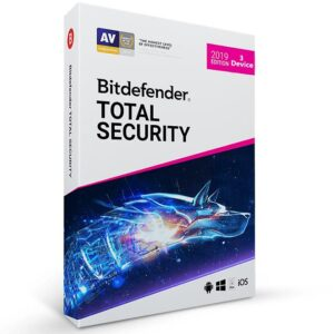 Licenta Bitdefender 2020 Total Security