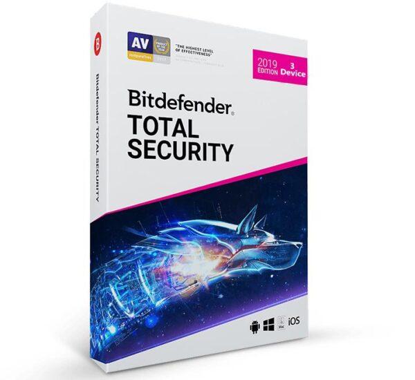 Licenta Bitdefender 2020 Total Security